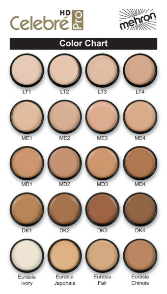 MEHRON - Pro HD FOUNDATION