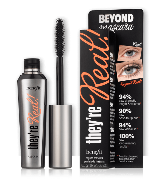 BENEFIT COSMETICS – THEY'RE REAL LENGTHING MASCARA