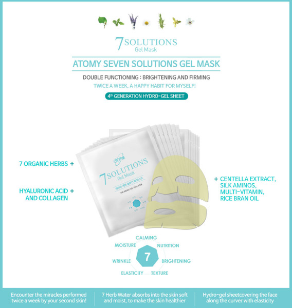 7 Solutions Gel Mask