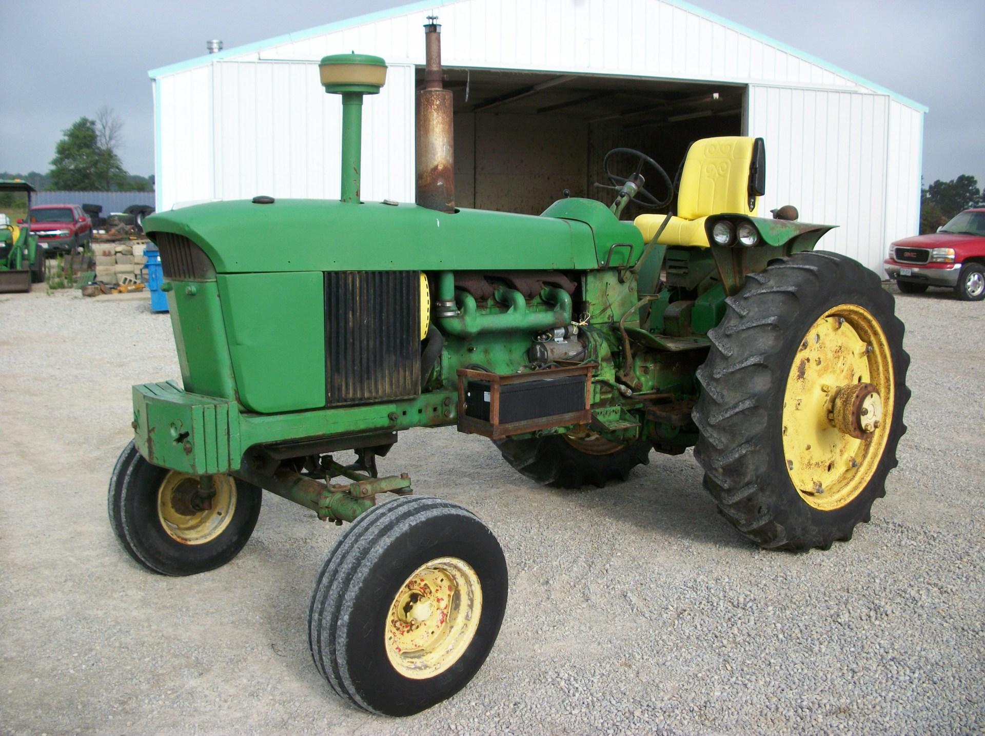John Deere 4010    $5,500