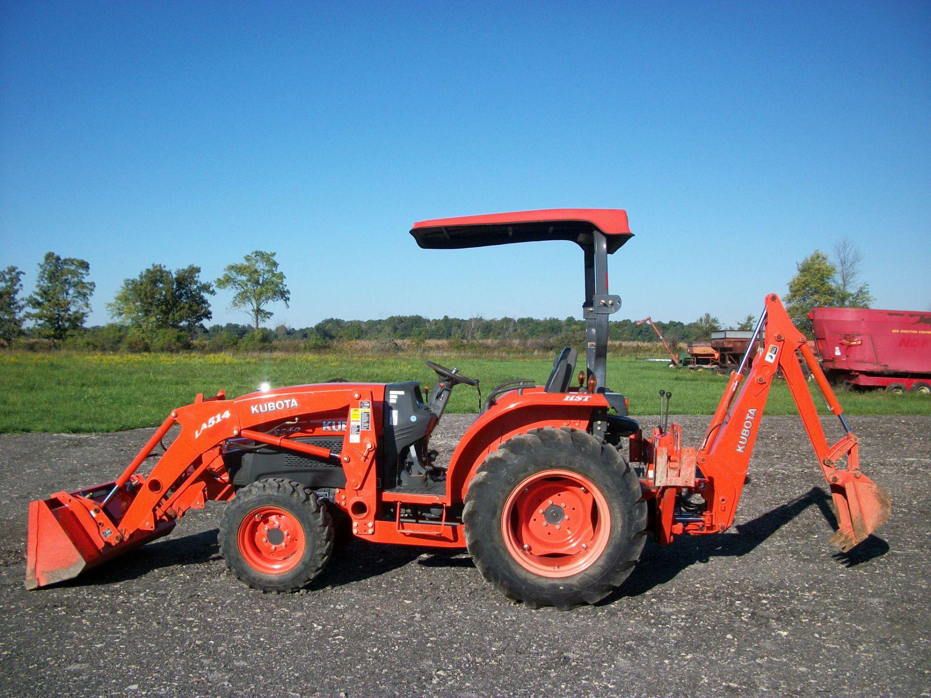 Kubota L3240     $24,500