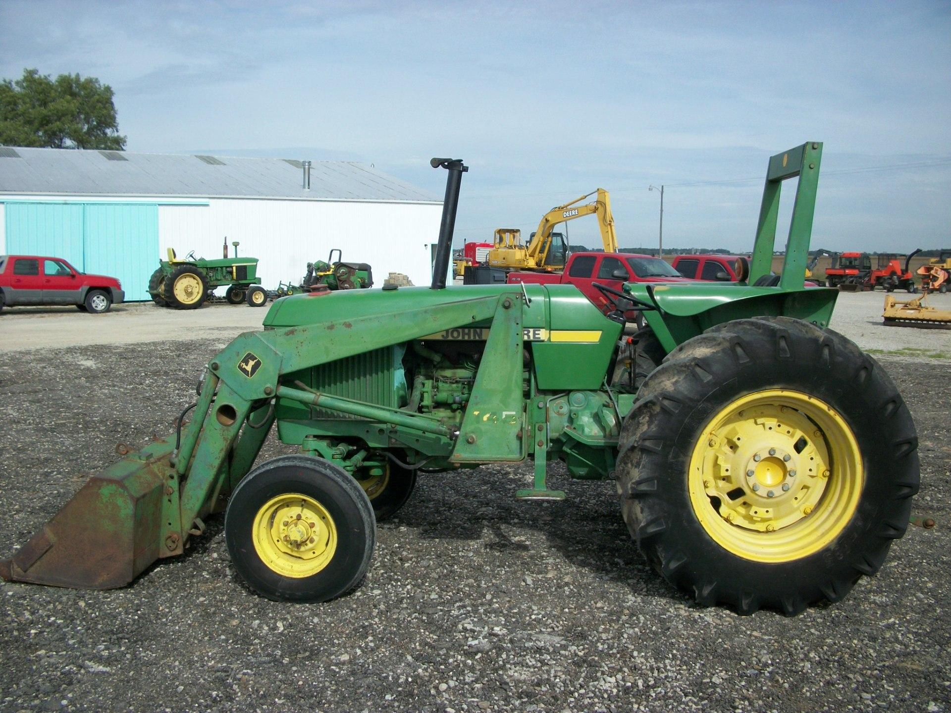 John Deere 2350     $12,900