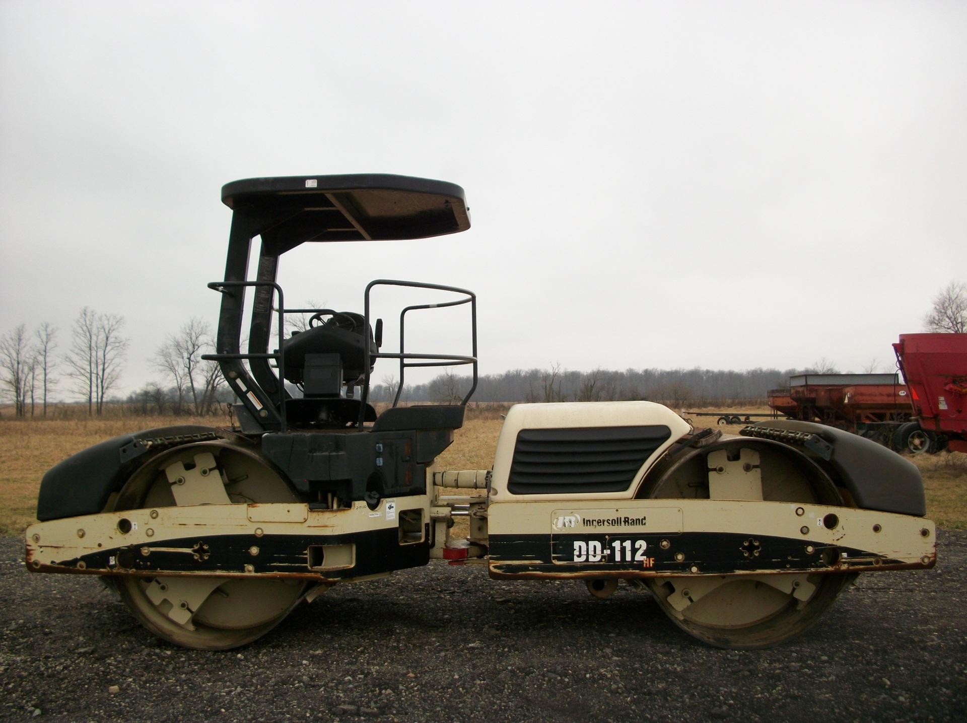 2005 Ingersoll-Rand DD112HF    $17,900