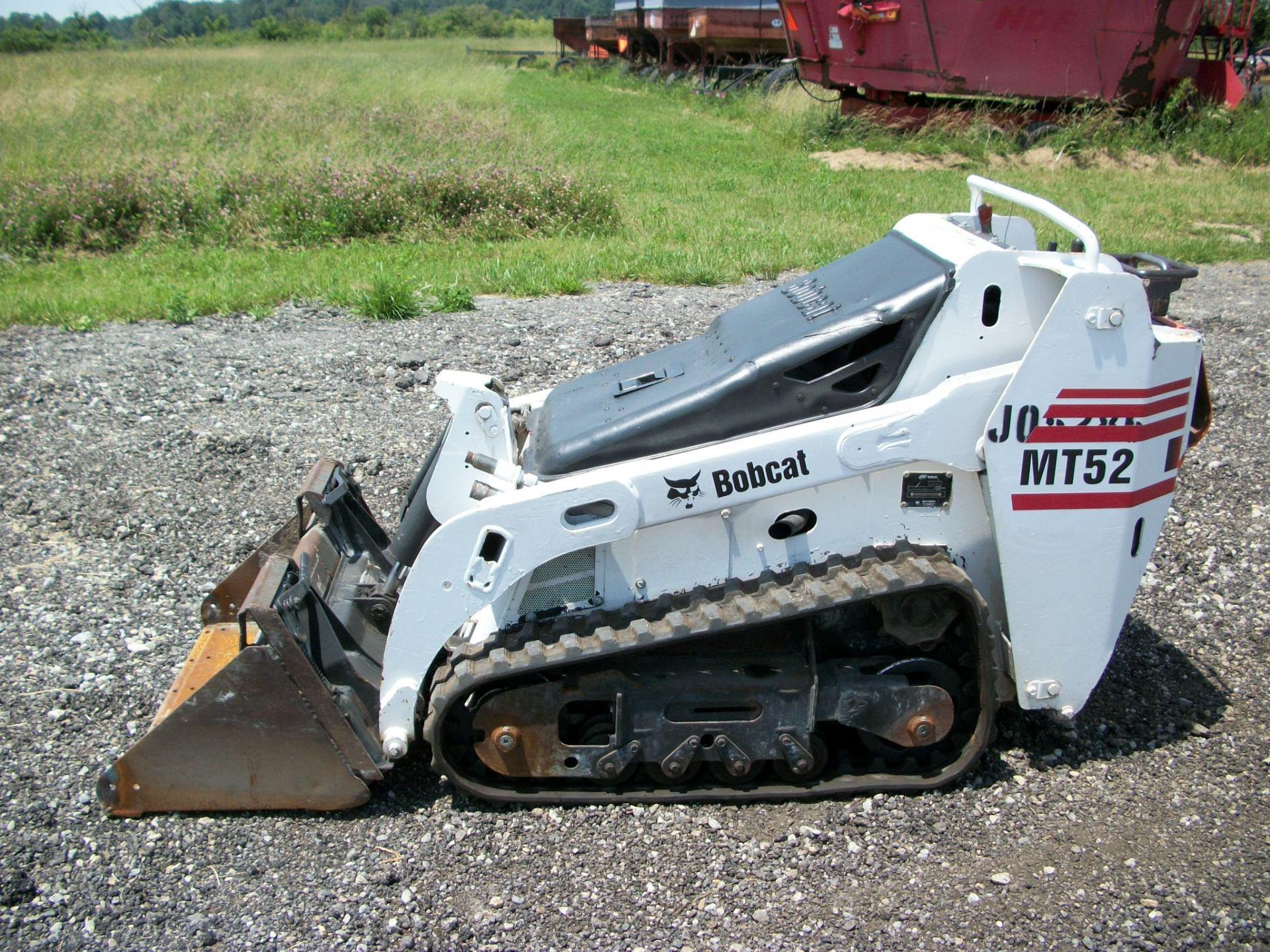 Bobcat MT52     $11,900