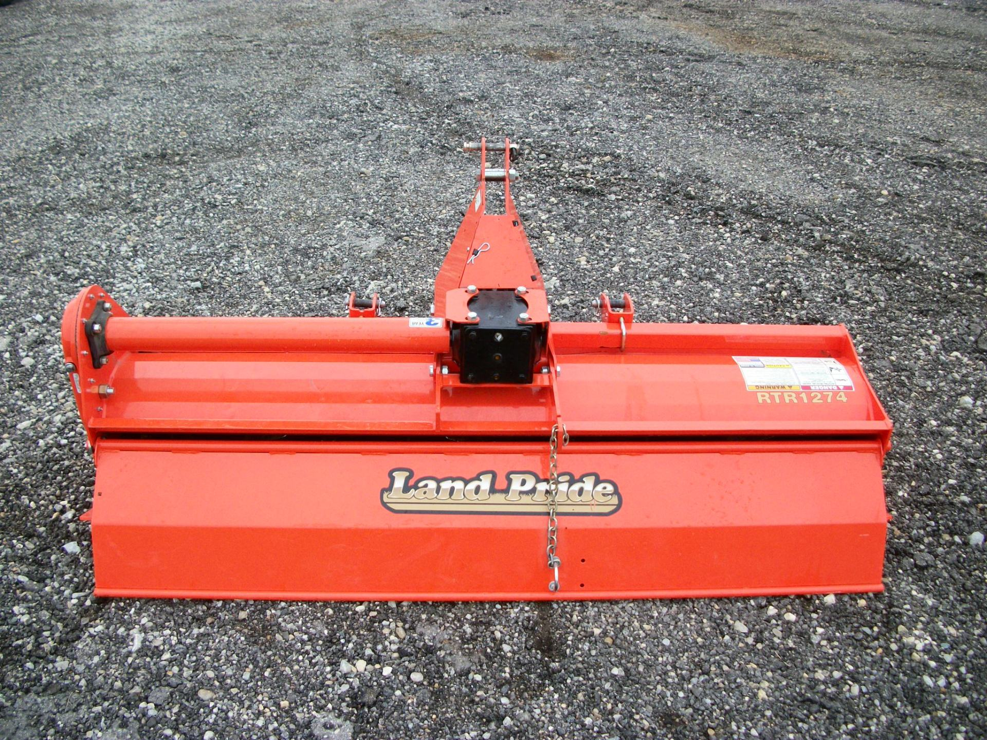 LandPride RTR1274    $1,850
