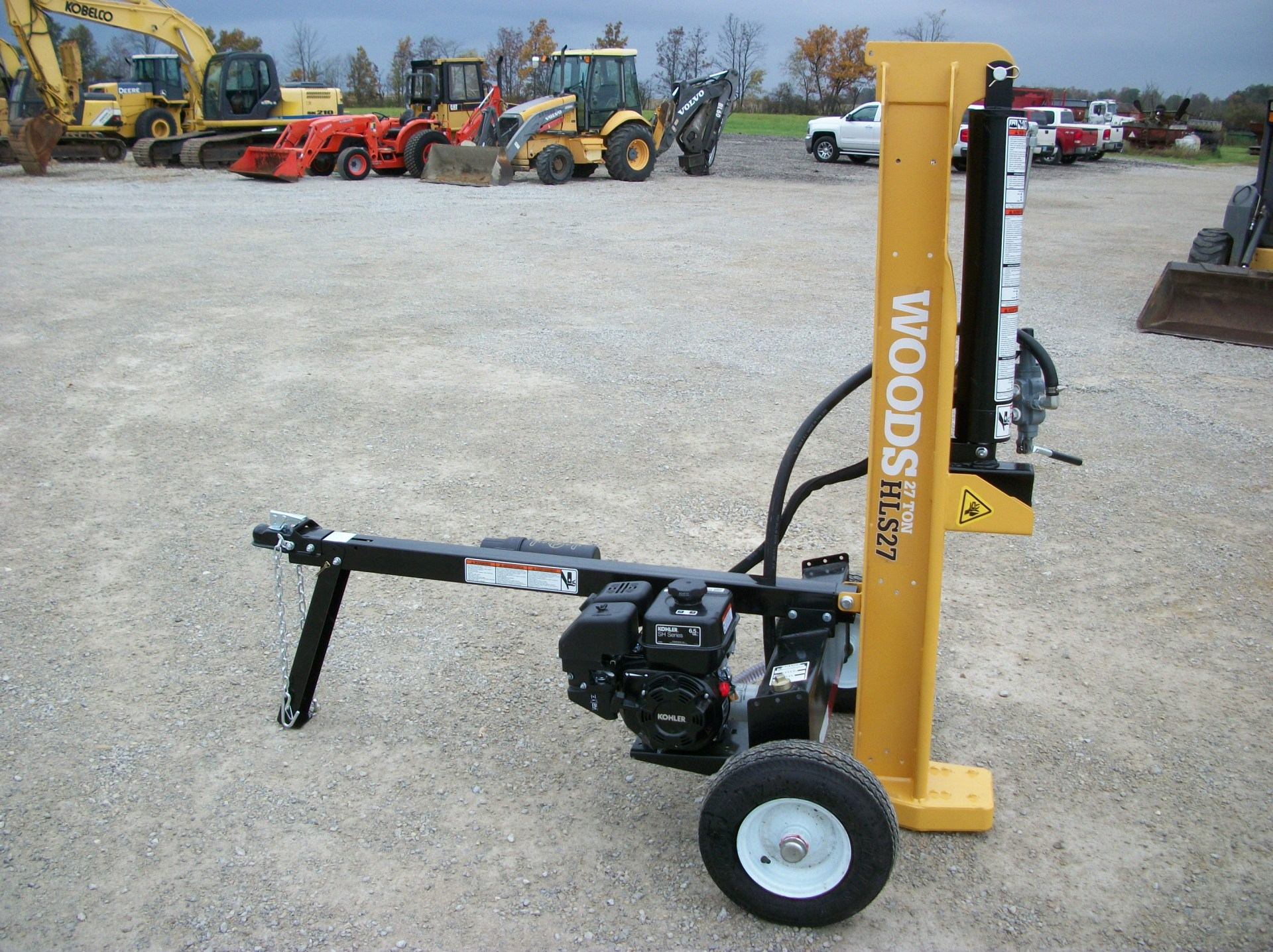 Woods HLS27 Log Splitter     $1,300