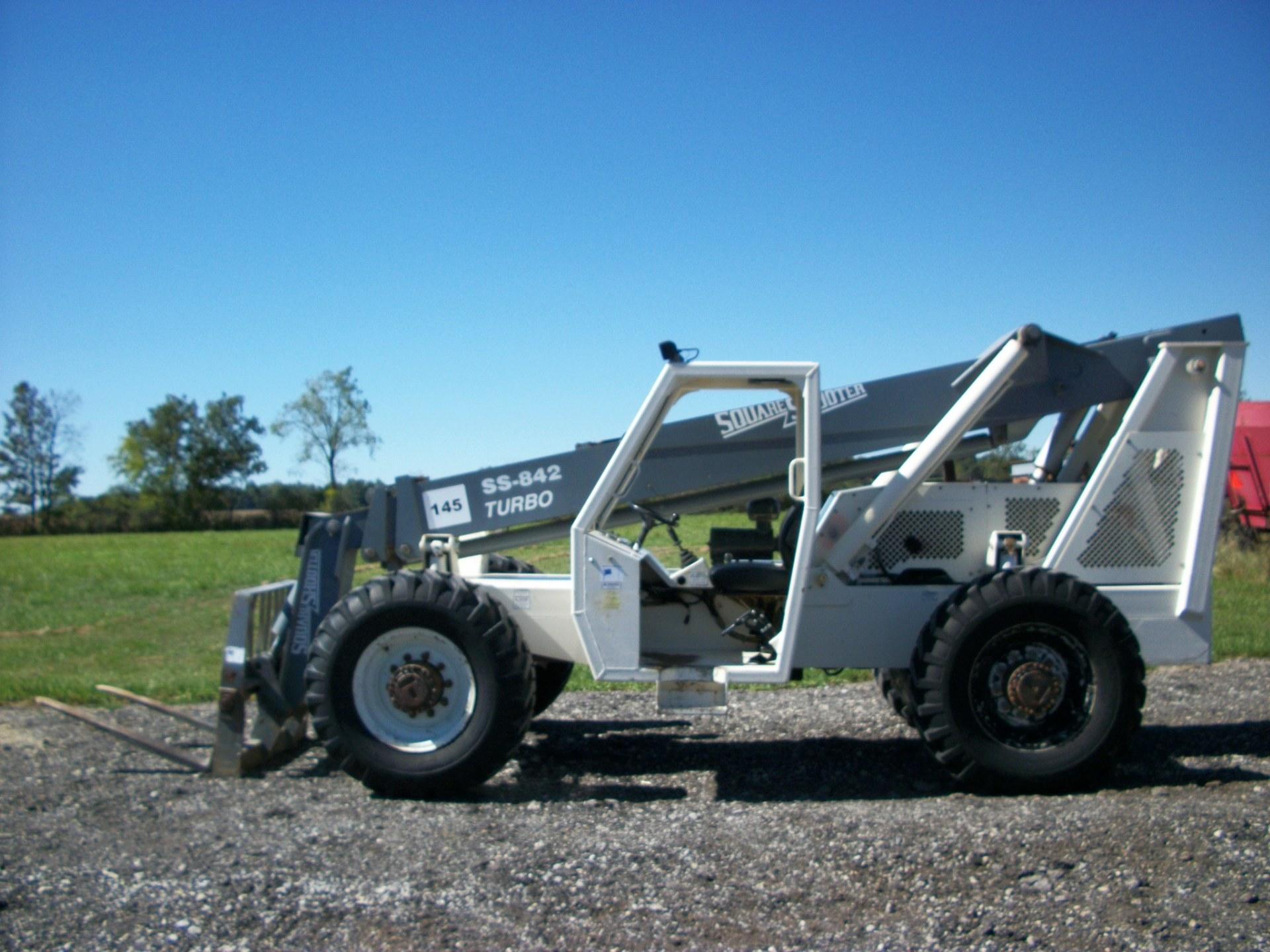 2000 Terex SS-842     $25,900