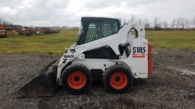 2005 Bobcat S185     $19,900
