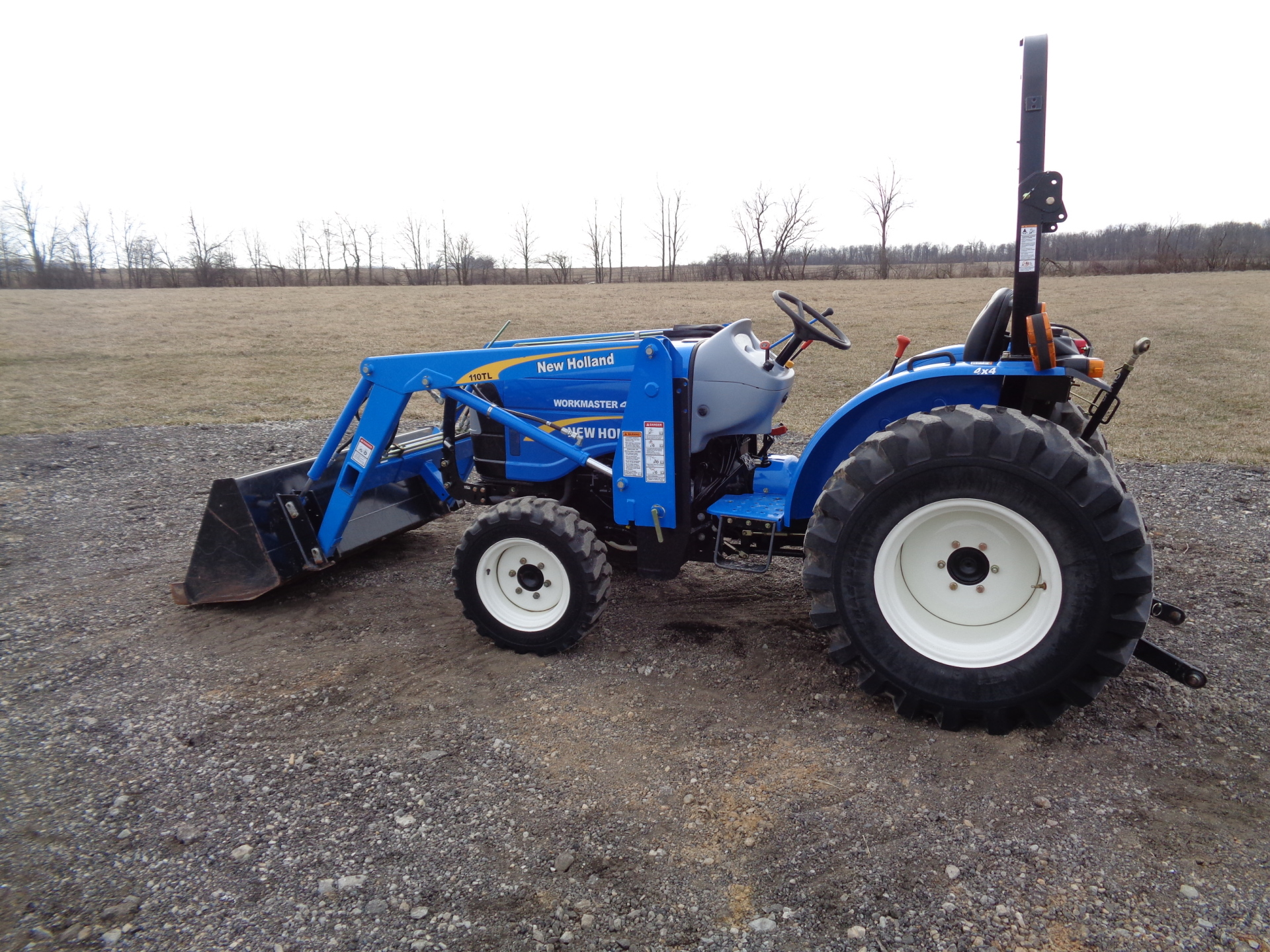 New Holland Workmaster 40   $17,900