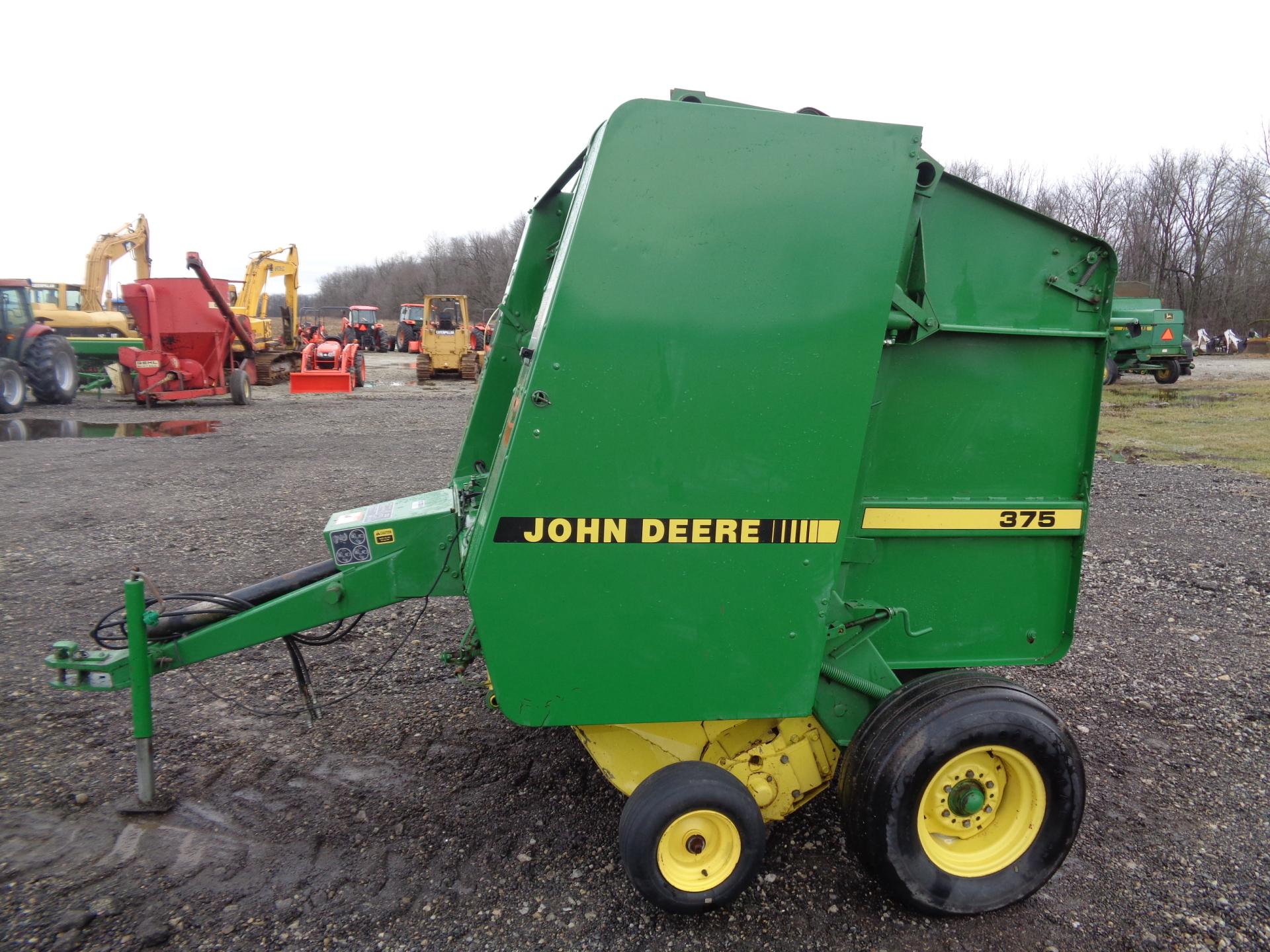 John Deere 375     $6,500