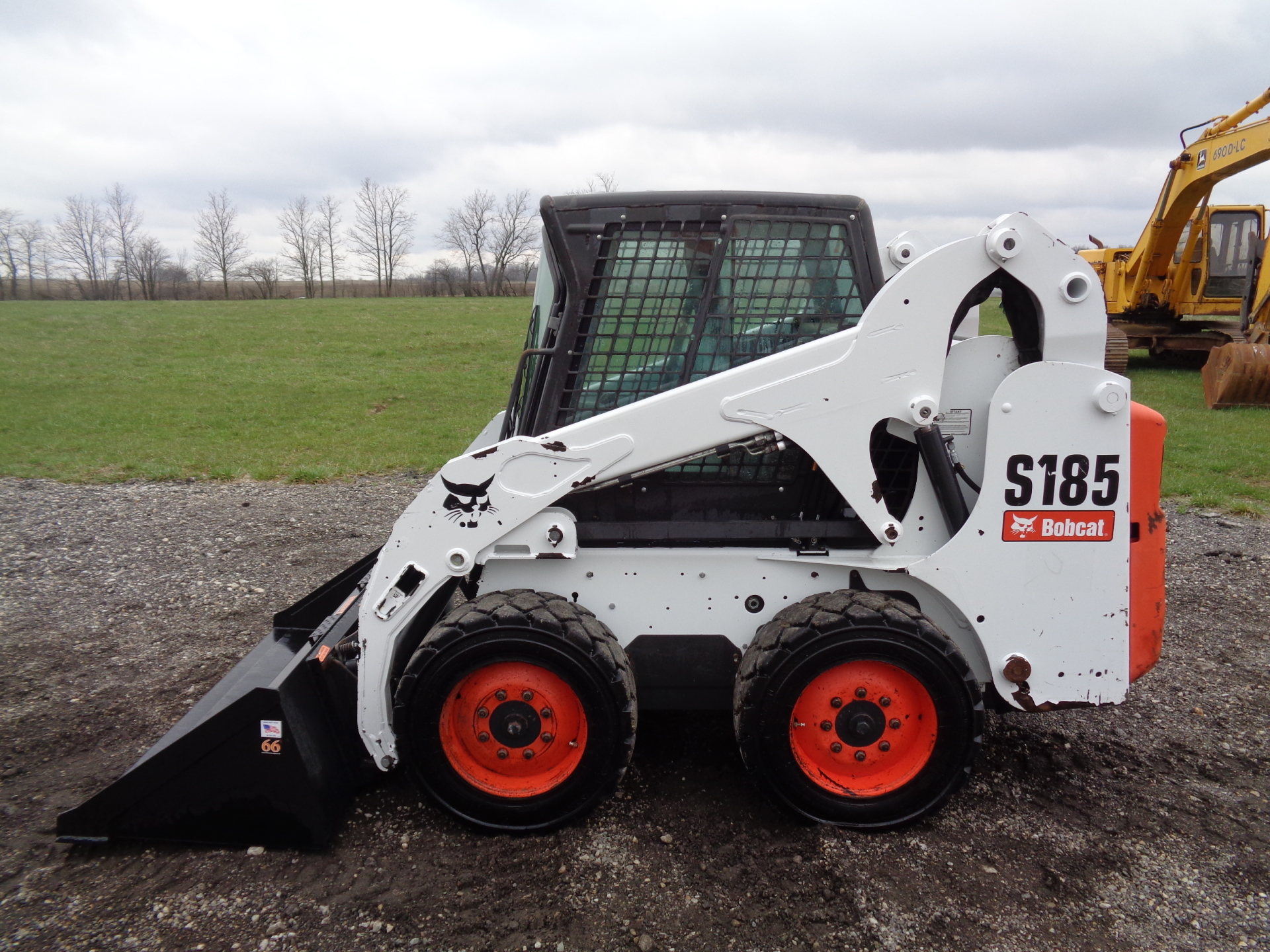 2011 Bobcat S185     $23,900