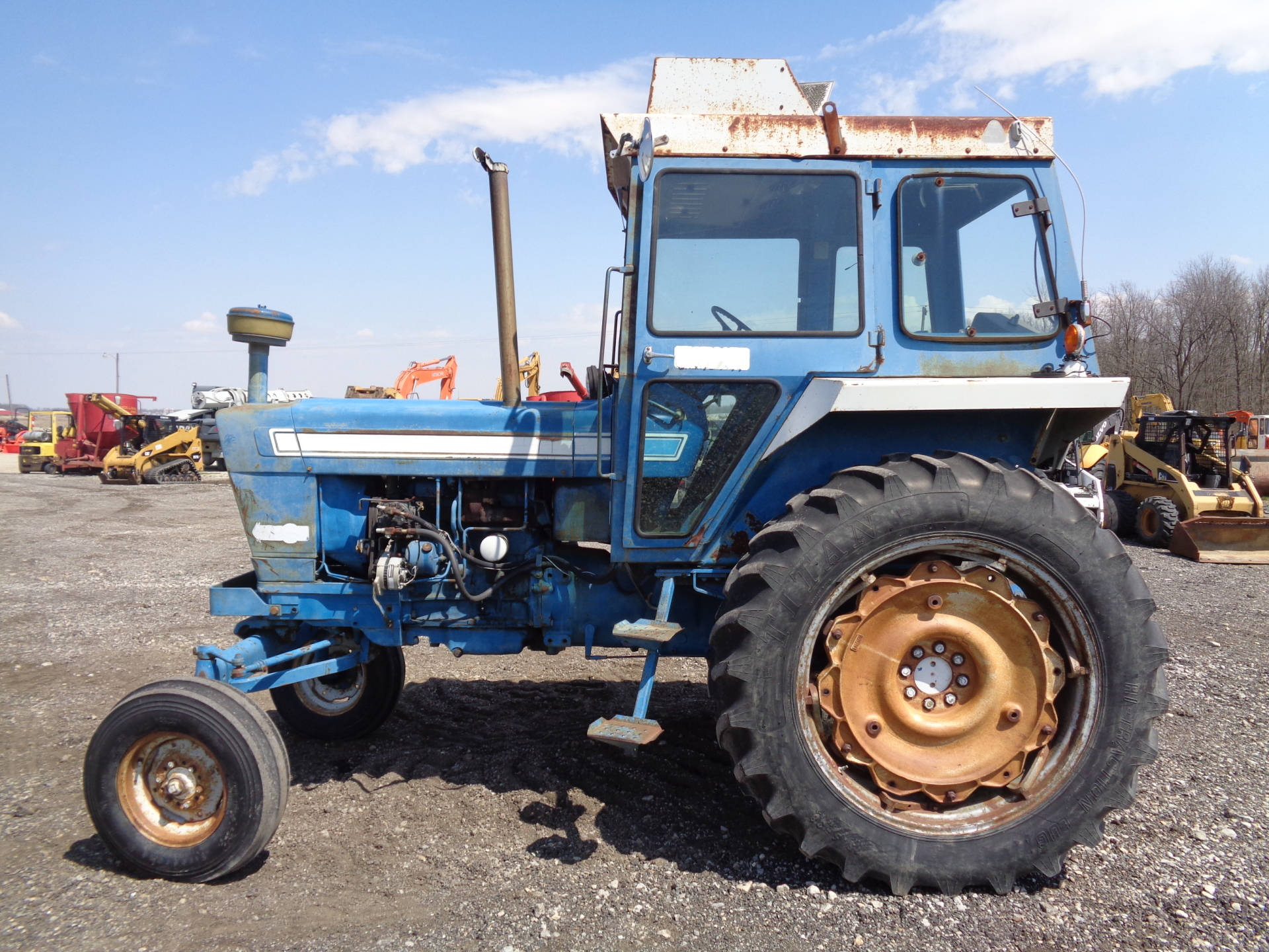 Ford 7000     $7,500