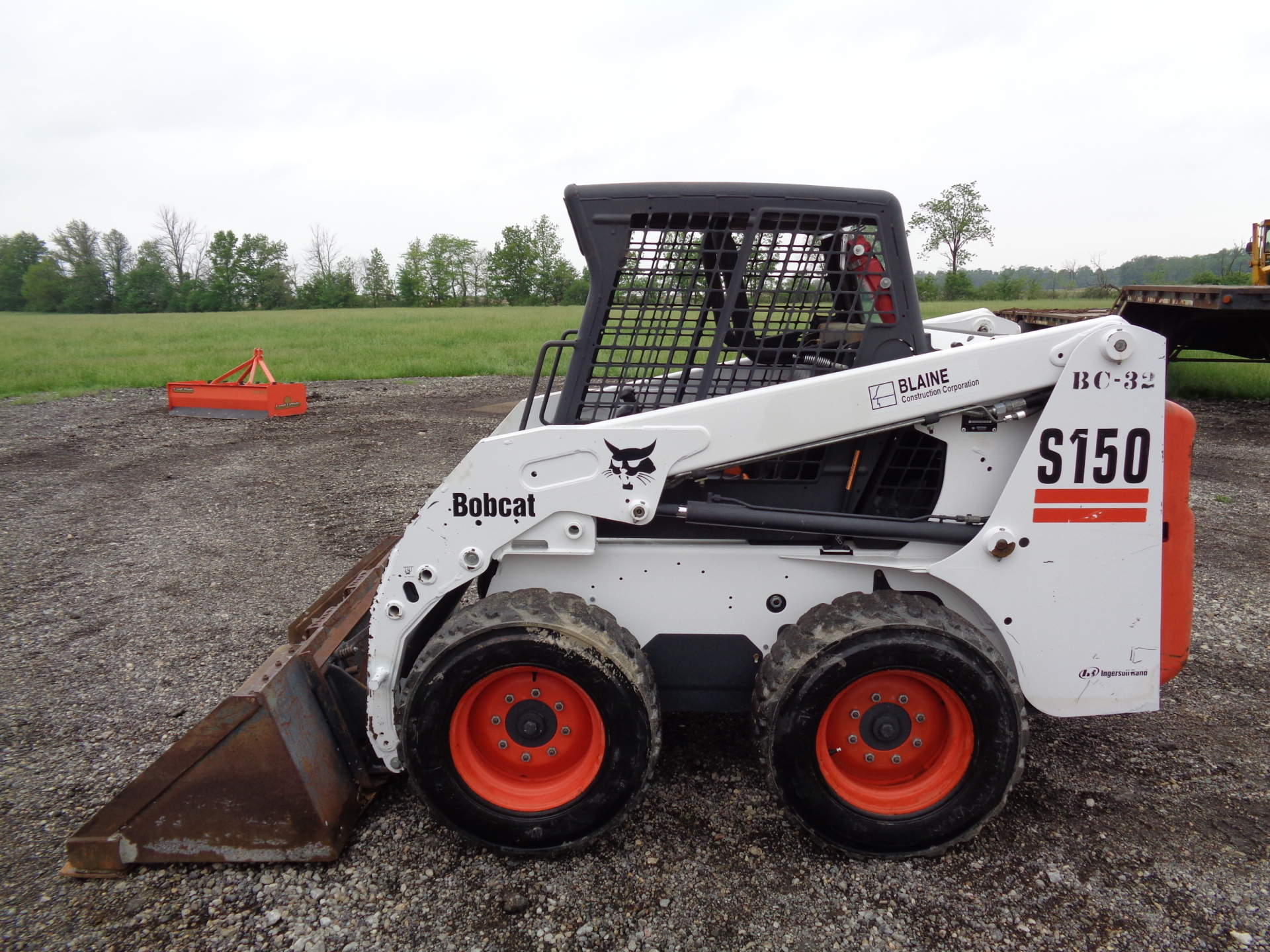 2004 Bobcat S150      $17,900
