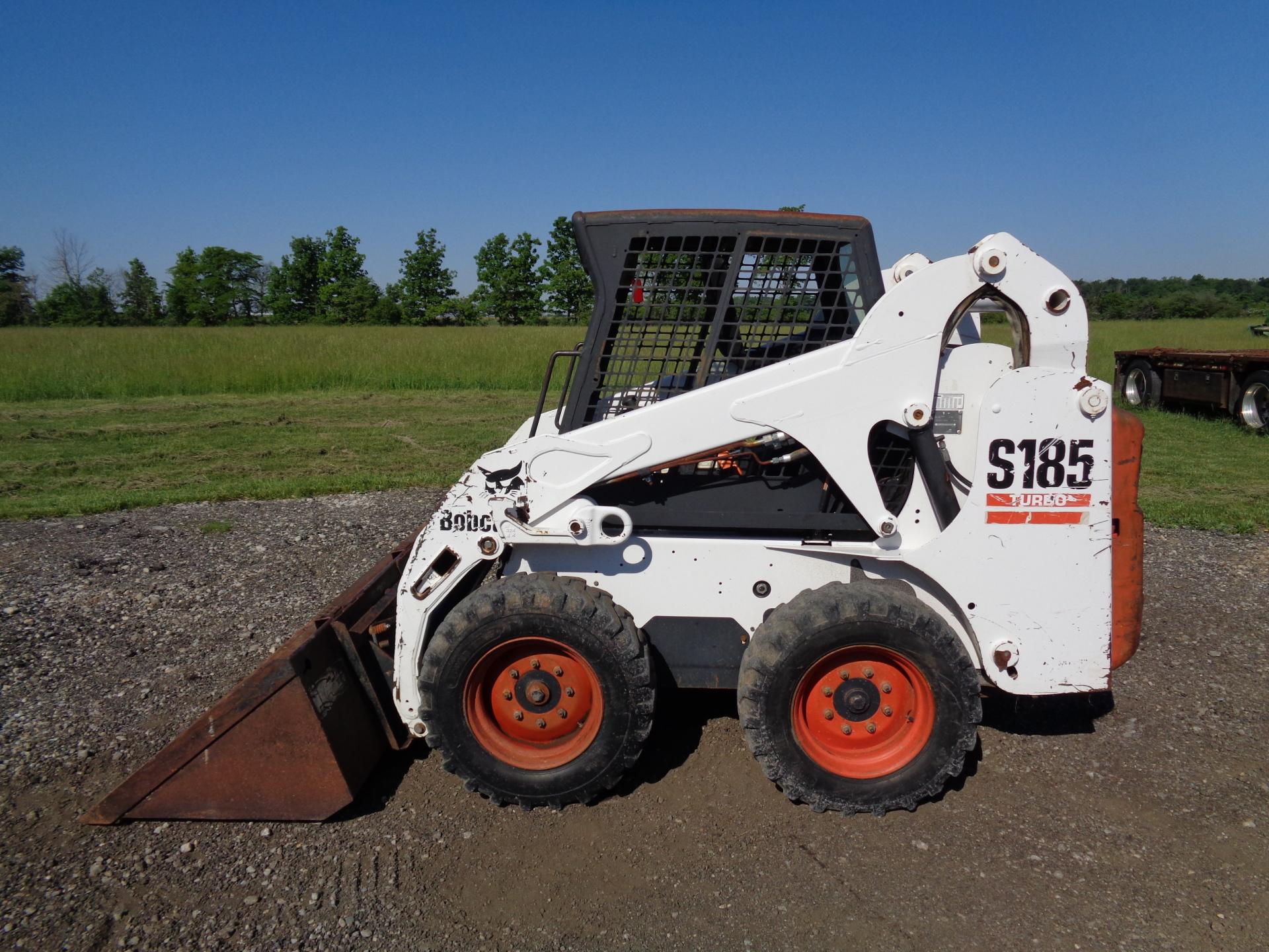 2003 Bobcat S185     $16,900