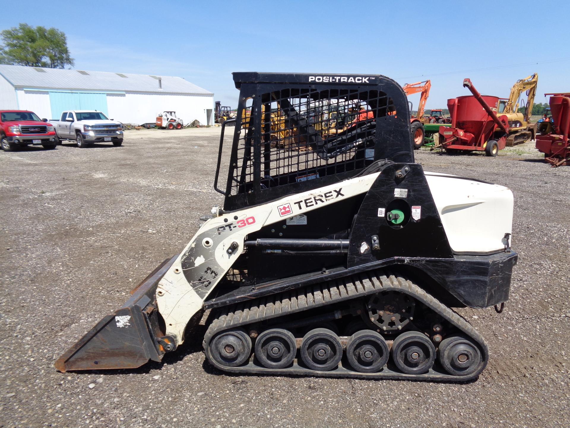 2013 Terex PT-30     $17,900