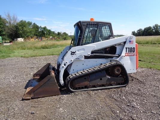 2011 Bobcat T180     $23,900