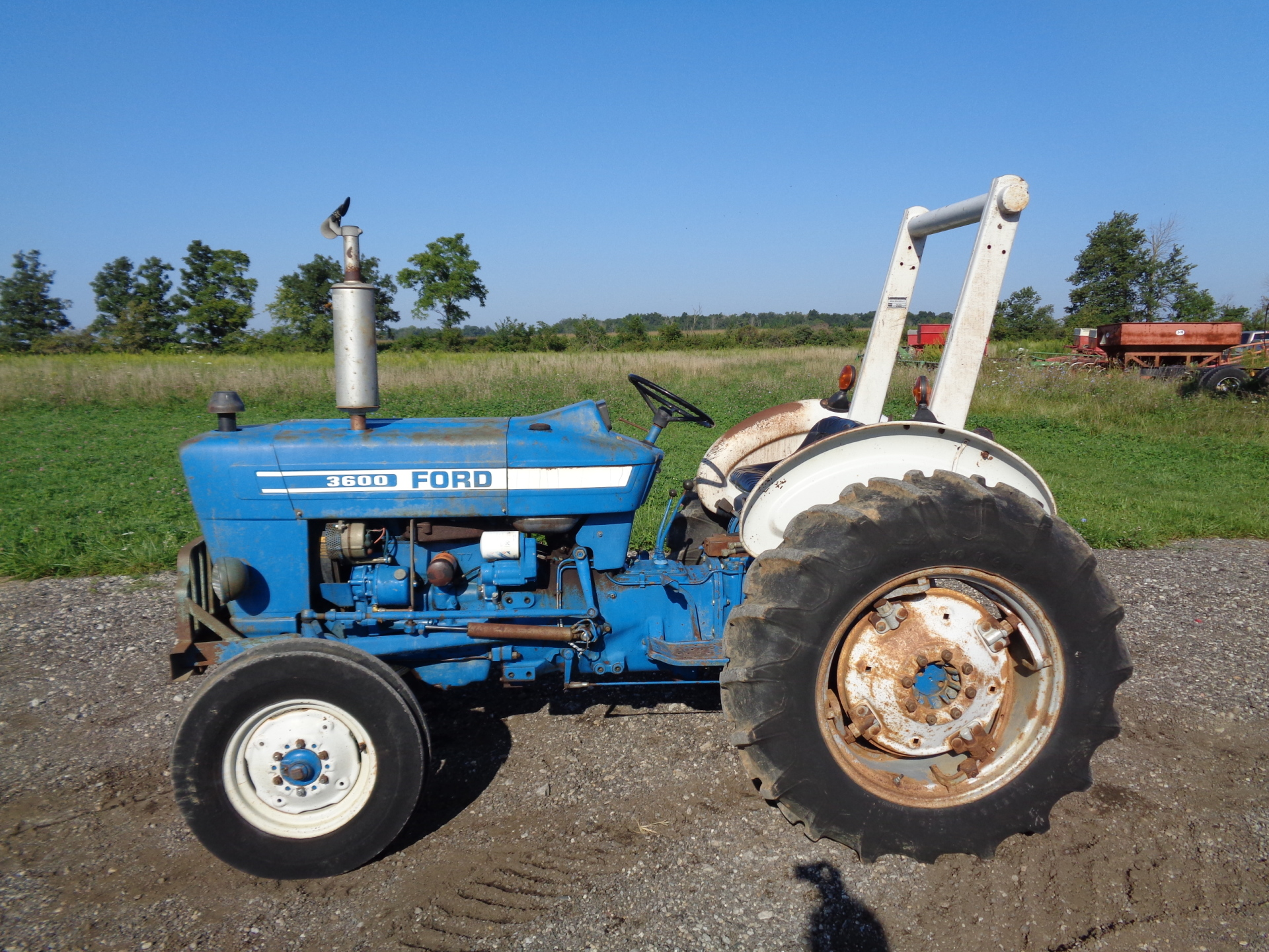 Ford 3600     $5,500
