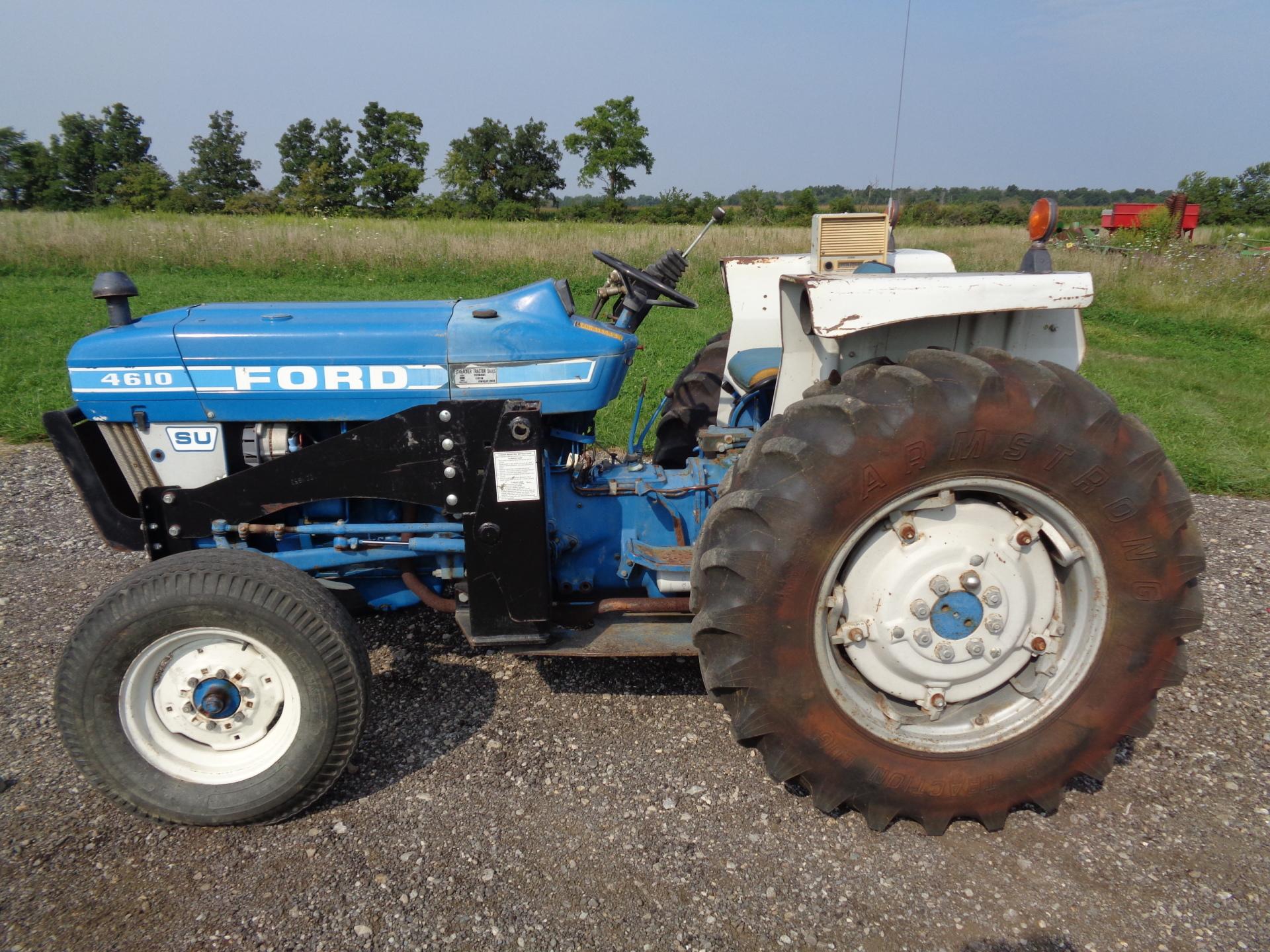 Ford 4610SU     $8,500