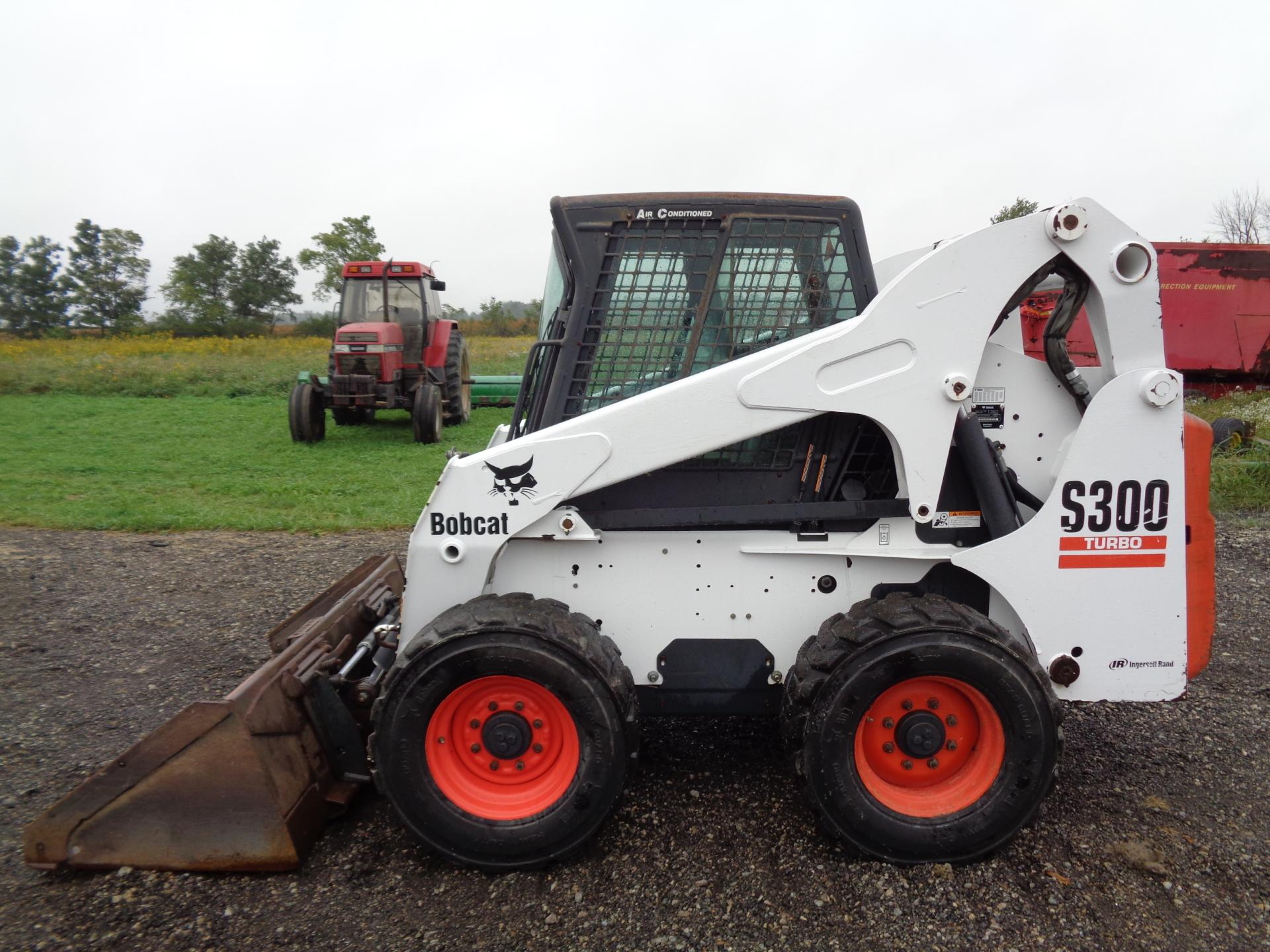 2005 Bobcat S300     $25,900