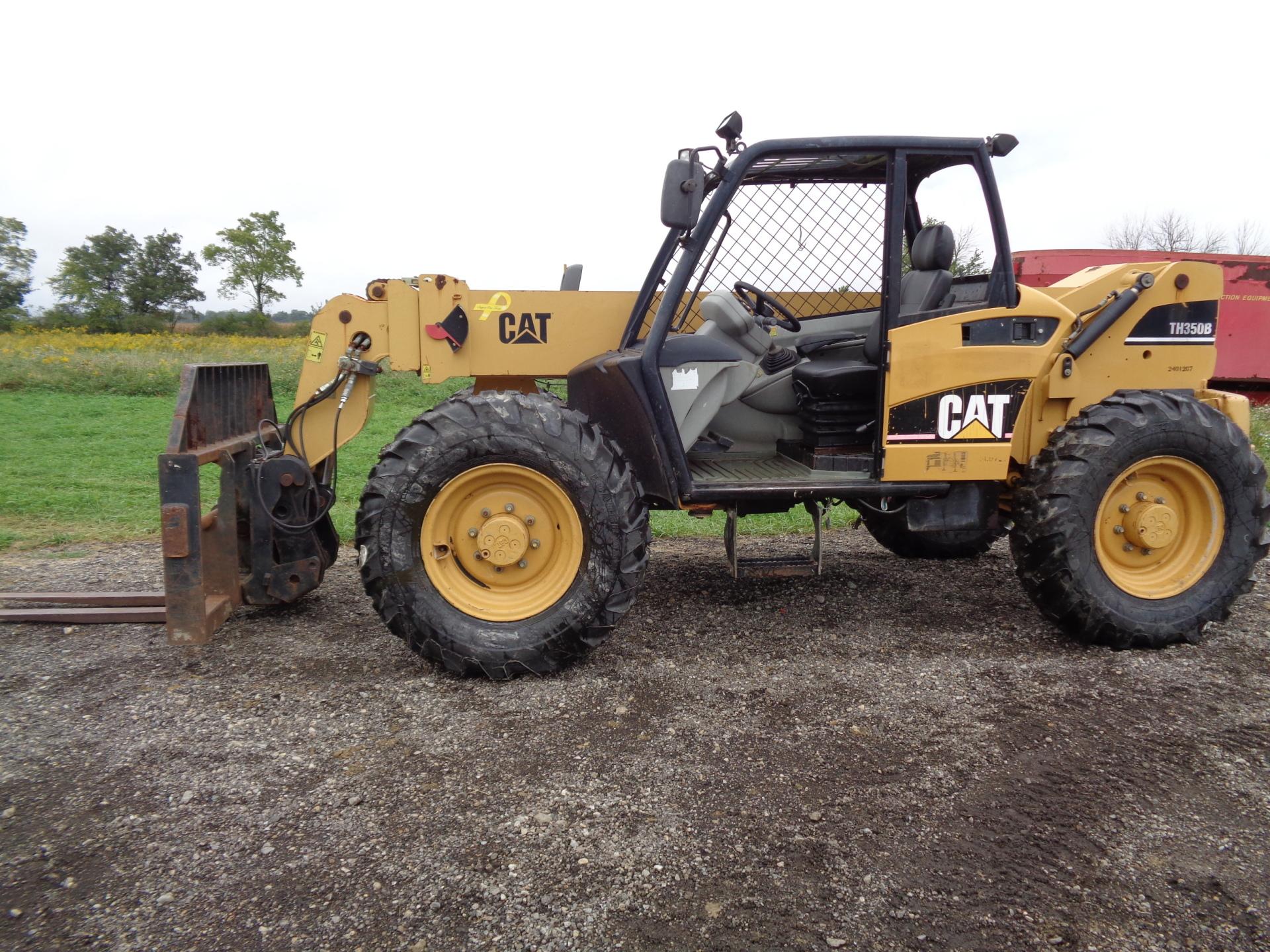 2005 Cat TH350B     $32,900