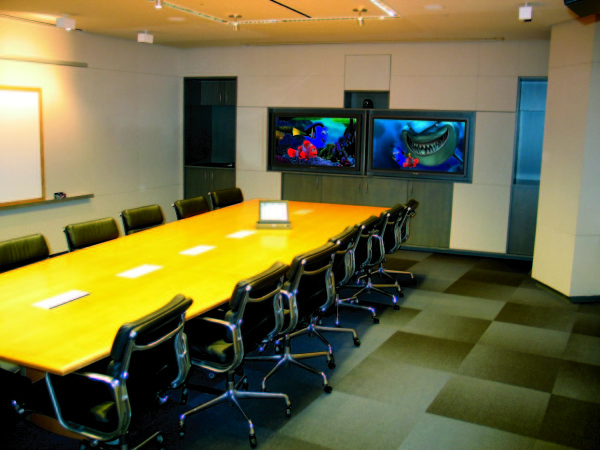 Video Teleconference Rooms