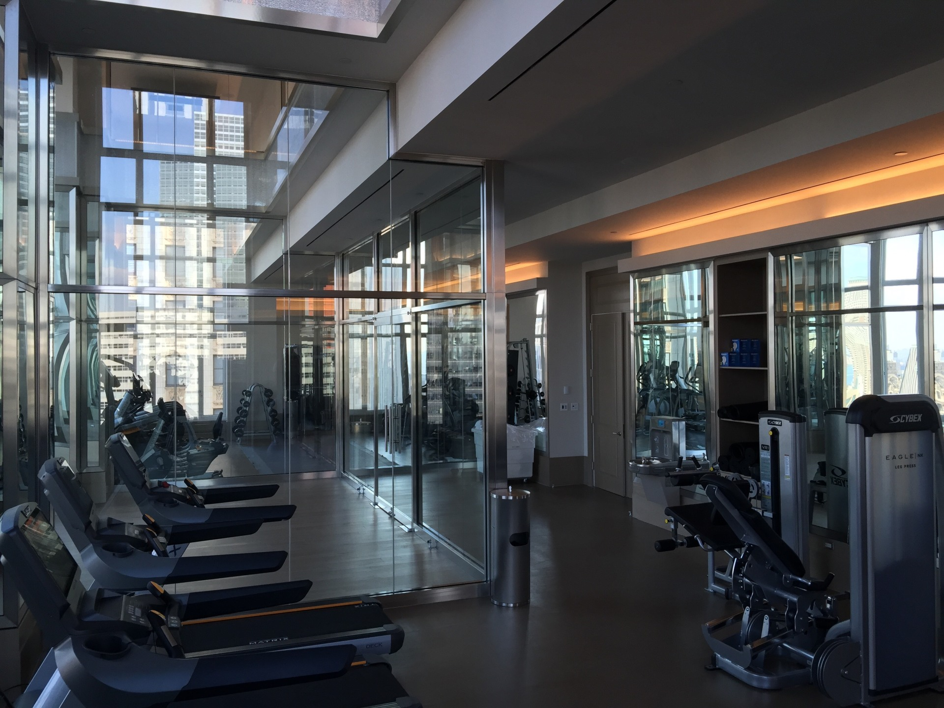Ftness Facilities