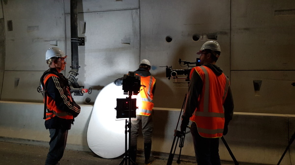 Tonkin + Taylor video content Waterview Tunnel Auckland