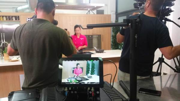 Sachies Kitchen Meal Kits, video campaign for digital media
