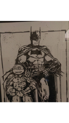 San Diego Comic Art Gallery