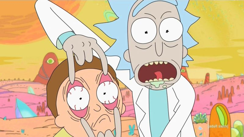 Did a Redditor just blow Rick & Morty WIDE OPEN?!