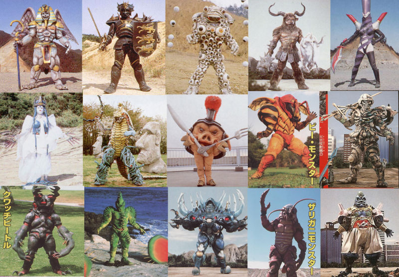 Someone ranked all the Power Rangers monsters