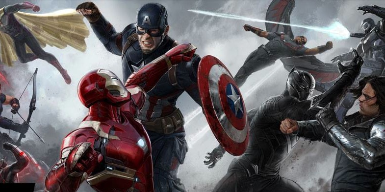 Marvel is already giving away the biggest wow moment of Civil War