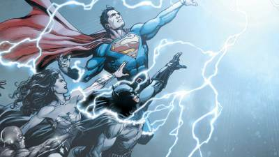 DC Rebirth #1 just threw us an unexpected twist!