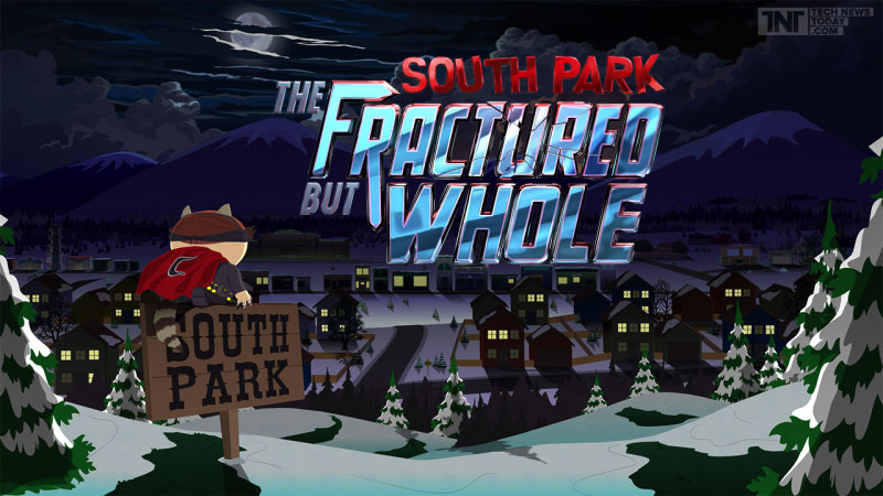 Southpark : The Fractured but Whole 2016 E3 trailer!!