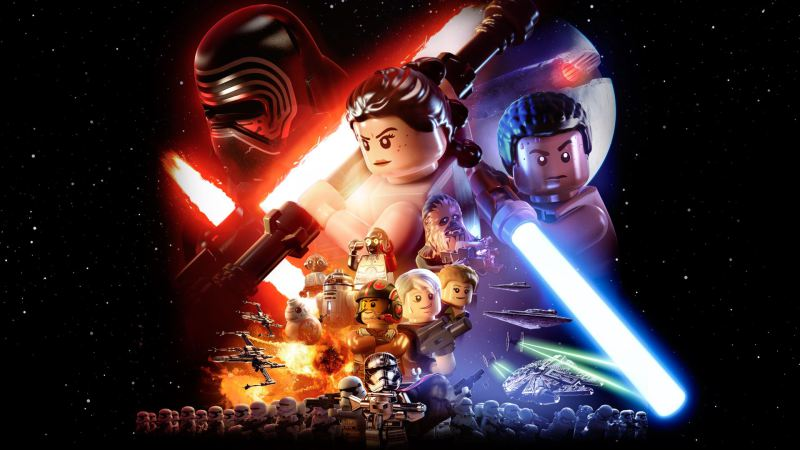 Cool Because Live Stream : LEGO® Star Wars™: The Force Awakens