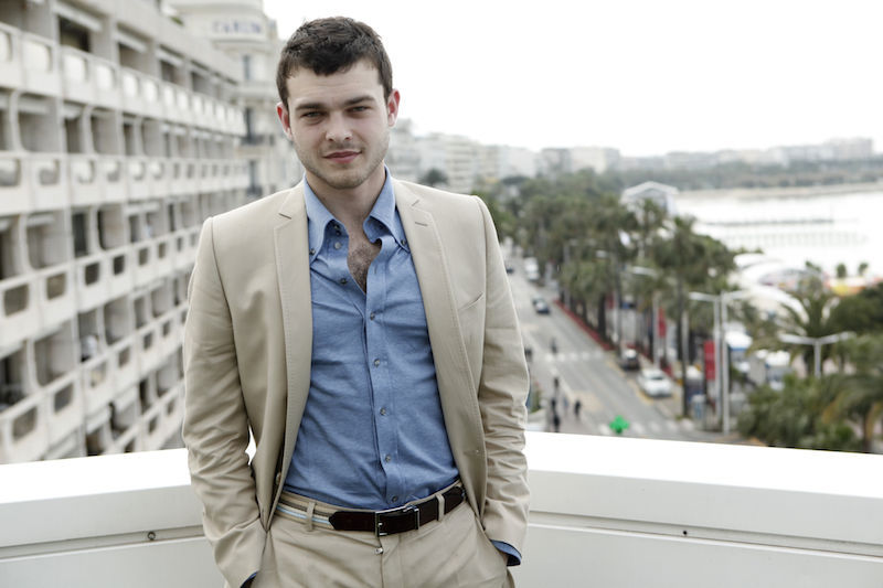 New Han Solo confirmed, meet Alden Ehrenreich!!