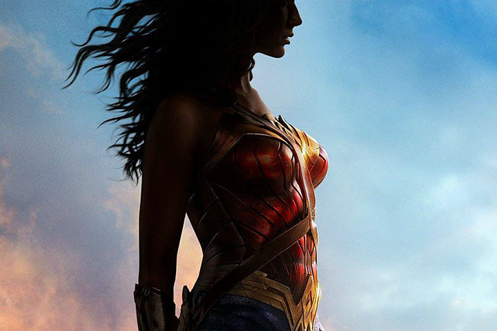 SDCC 2016 Wonder Woman Trailer