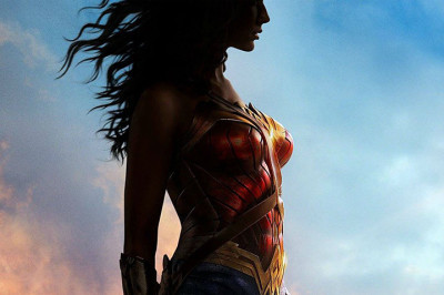 SDCC 2016 Wonder Woman Trailer