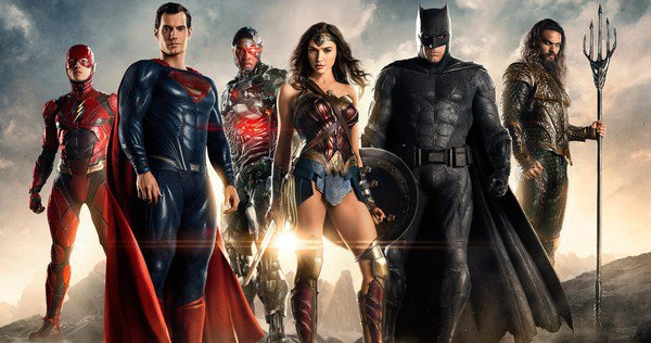 SDCC 2016 Justice League Trailer