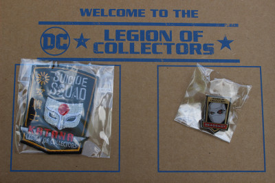Win this exclusive Funko patch and pin set!