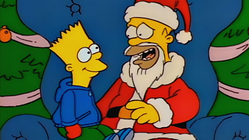 Download 'The Simpsons Roasting on an Open Fire' FREE today on Amazon