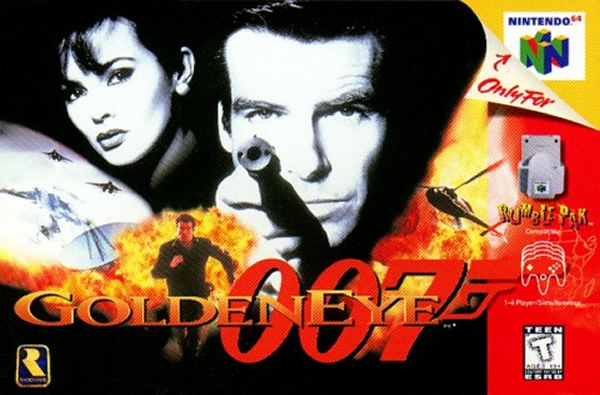GoldenEye 007 gets an unofficial multiplayer remake with modern graphics