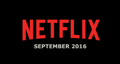 Movies and TV coming to Netflix in September