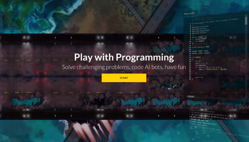 Learn to Code... While gaming?!