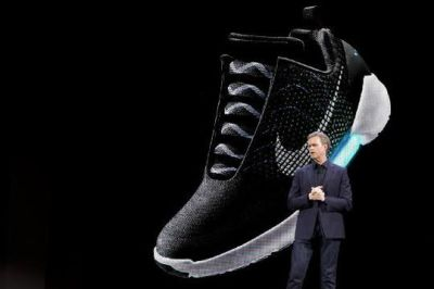 Nike's self-lacing shoes are coming Nov. 28