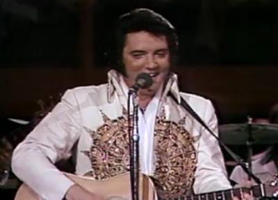 Elvis - The CBS concert