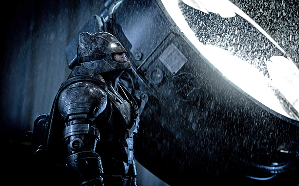 Ben Affleck confirms 'The Batman' as the working title for new Batman Film