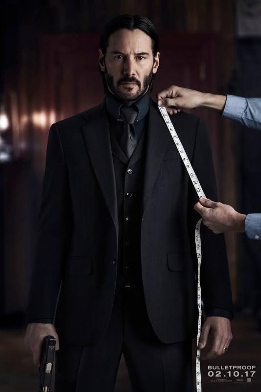 A quick peek at John Wick 2!