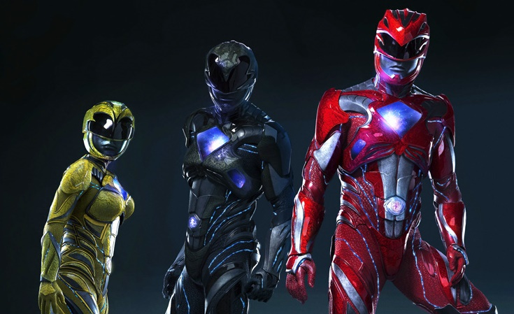 Power Rangers Official Trailer