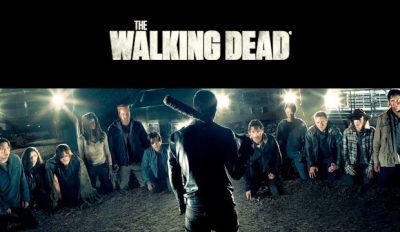 We are live-tweeting The Walking Dead season 7 premier!